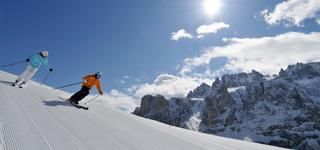 piste sci Trentino Alto Adige